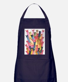 Stray Cats Apron (dark)