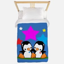Penguins Twin Duvet