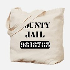 Jail Inmate Number 9818783 Tote Bag