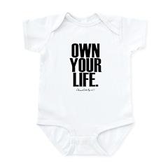 Own Your Life Infant Bodysuit