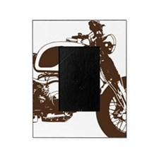 Cute Vintage motorcycle Picture Frame