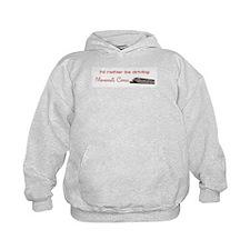 Monorail Coral Hoodie
