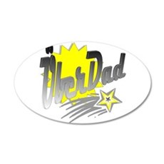 Uber Dad Wall Decal