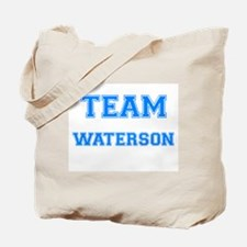 TEAM WATERSON Tote Bag