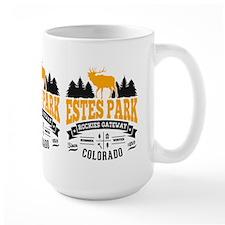 Estes Park Vintage Mug