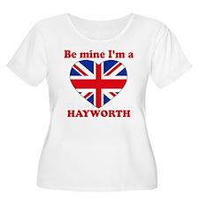 Hayworth, Valentine's Day T-Shirt