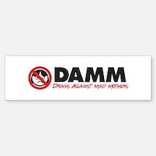 DAMM Bumper Bumper Bumper Sticker