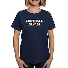 Football Mom Front #2 T-Shirt