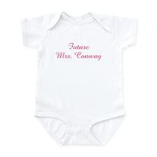 Future  Mrs. Conway  Onesie