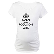Keep Calm by focusing on Zits Shirt