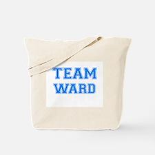 TEAM WARD Tote Bag