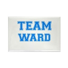 TEAM WARD Rectangle Magnet
