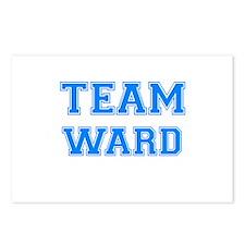 TEAM WARD Postcards (Package of 8)
