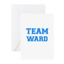 TEAM WARD Greeting Cards (Pk of 10)