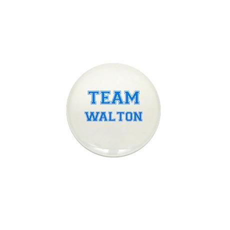 TEAM WALTON Mini Button (10 pack)