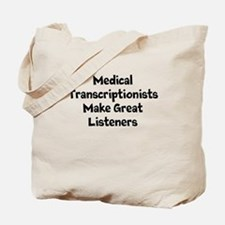 Medical Transcriptionists Make Great Listeners Tot