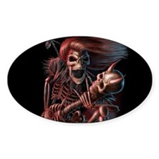 devil skull Decal