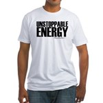 Unstoppable Energy Fitted T-Shirt