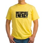 Unstoppable Energy Yellow T-Shirt