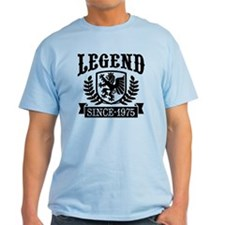 Legend Since 1975 T-Shirt