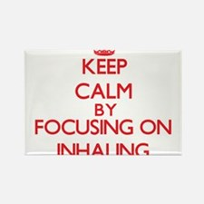 Keep Calm by focusing on Inhaling Magnets