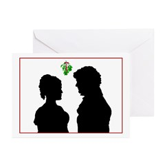 Lizzy/Darcy Greeting Cards (Pk of 10)