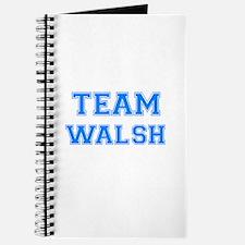 TEAM WALSH Journal