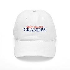 World's Greatest Grandpa II Baseball Cap