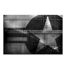 Rivet Star Postcards (Package of 8)