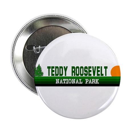 Teddy Roosevelt National Park Button