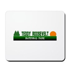 Teddy Roosevelt National Park Mousepad