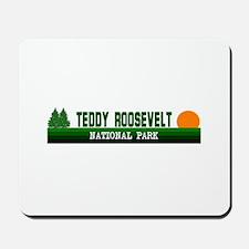 Teddy Roosevelt National Park Mousepad