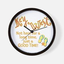 Key West - Wall Clock