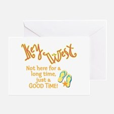 Key West - Greeting Card