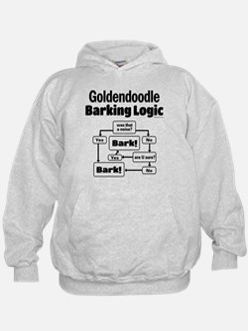 Goldendoodle Logic Hoodie