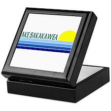 Lake Sakakawea Keepsake Box