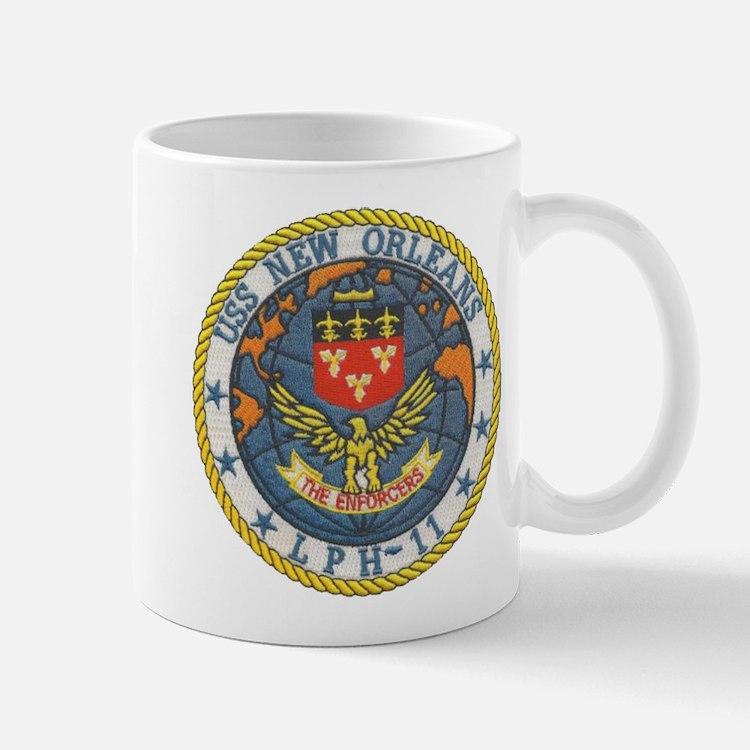 USS NEW ORLEANS Mug