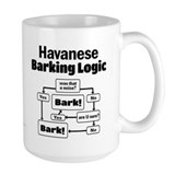 Havanese Large Mugs (15 oz)
