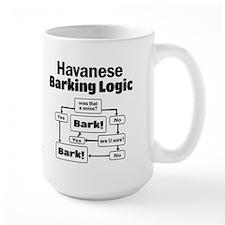 Havanese Logic Mug