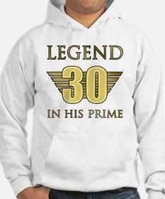 30th Birthday Legend Hoodie