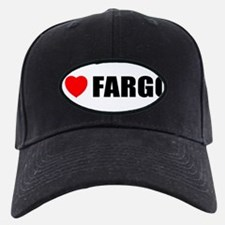 I Love Fargo Baseball Hat