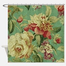 Cute Red rose Shower Curtain