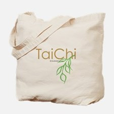 Tai Chi Growth 11 Tote Bag