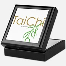 Tai Chi Growth 11 Keepsake Box