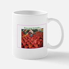 You Say Tomato... Mugs