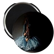 Dark Ballet Tutu Outfit with Worn Pointe S Magnets