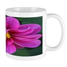 Dahlia Flower Bloom Mugs