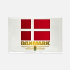 Dannebrog Rectangle Magnet