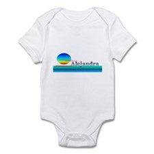Alejandra Infant Bodysuit