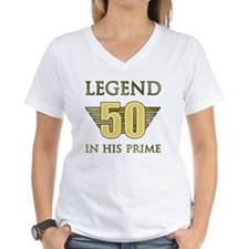 50th Birthday Legend Shirt
